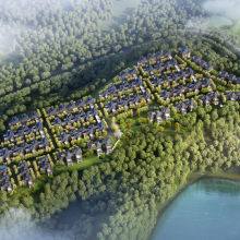 龙盘湖·中国墅